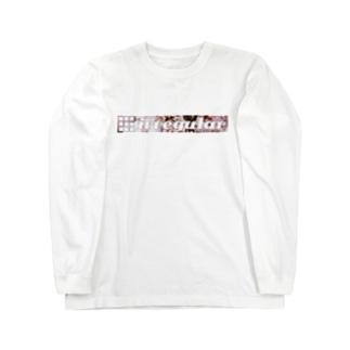 yukiism4agのirregular sakura Long sleeve T-shirts