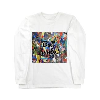 Bell winks' Long sleeve T-shirts