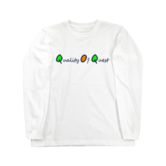 Quality Of Quest Long sleeve T-shirts