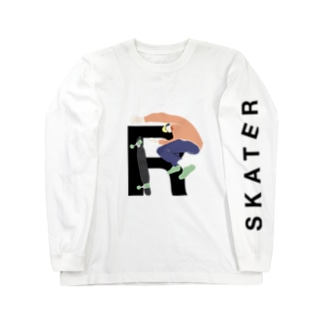 UN-FORMのSKATER [R] Long sleeve T-shirts