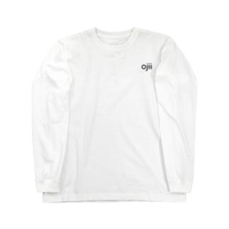 おじぃちゃん #ギフト#プレゼント Long sleeve T-shirts