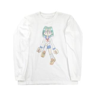 虹森輝ちゃんノーマル Long sleeve T-shirts