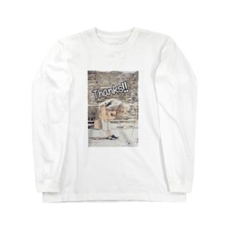 Thanks Long sleeve T-shirts