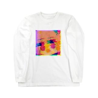 精神 Long sleeve T-shirts