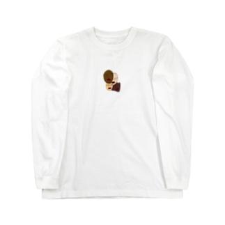pp_lvlvの深 Long sleeve T-shirts