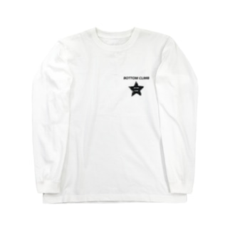 BOTTOM CLIMB  Long sleeve T-shirts