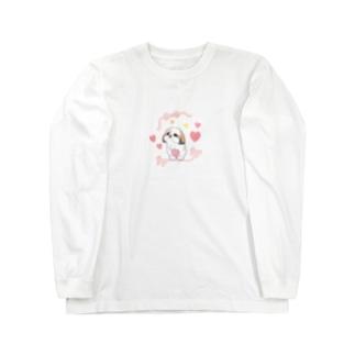 シーズーちゃん Long sleeve T-shirts