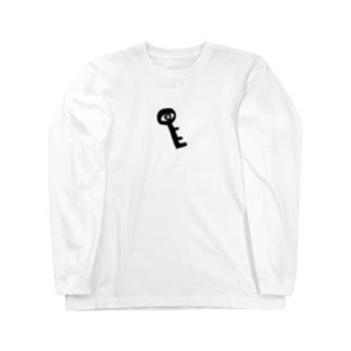 オープンさん Long sleeve T-shirts