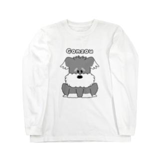 ゴンゾウ Long sleeve T-shirts