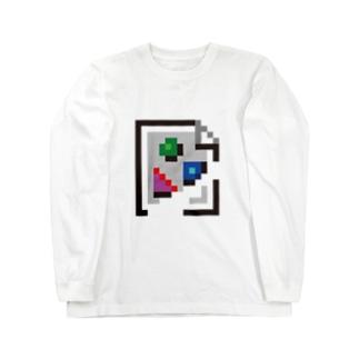 broken image M Long sleeve T-shirts