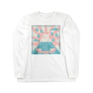 FUJIYAMA(・‿・) Long sleeve T-shirts