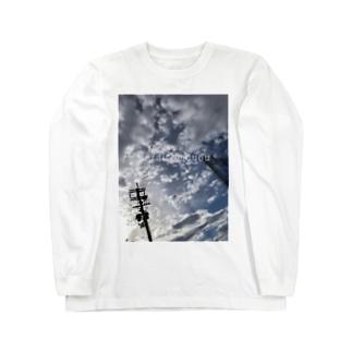 そらいろもようのソライロ6 Long sleeve T-shirts