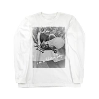 AMINOR (エーマイナー)のI'm a Skater Boy. Long sleeve T-shirts