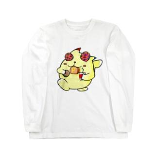 超グッズ Long sleeve T-shirts