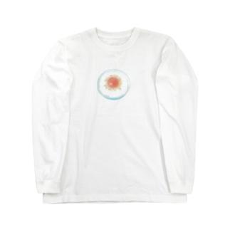 卵かけご飯 Long sleeve T-shirts