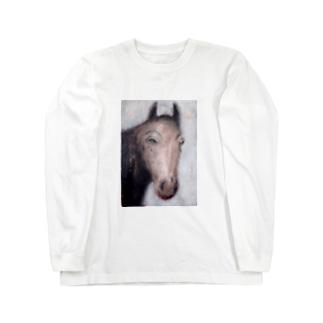 Honoka Kushidaのhuman? Long sleeve T-shirts