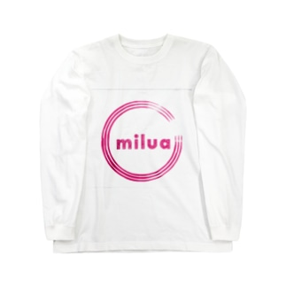 ykmr00のmilua Long sleeve T-shirts