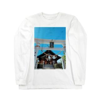 ホノルル出雲大社 Long sleeve T-shirts