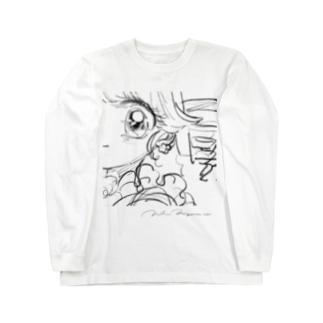 Croquis series no.01 Long sleeve T-shirts