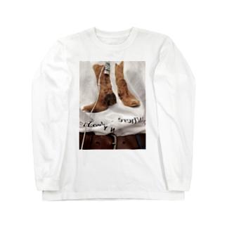 T SHIRT ON 2 Long sleeve T-shirts