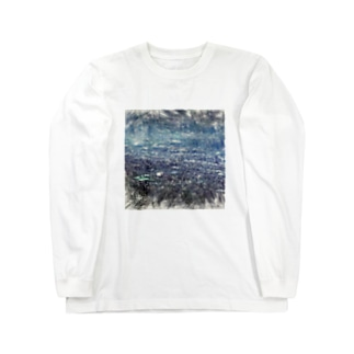 夜景✨ Long sleeve T-shirts