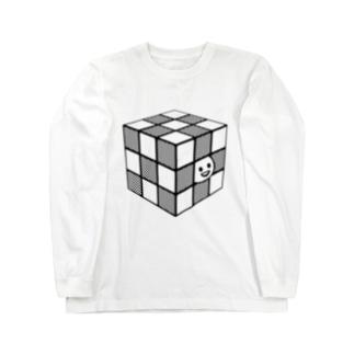 ルービック休部 Long sleeve T-shirts
