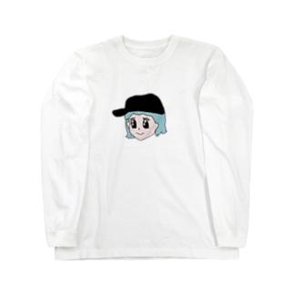 ミカゲの休日 Long sleeve T-shirts