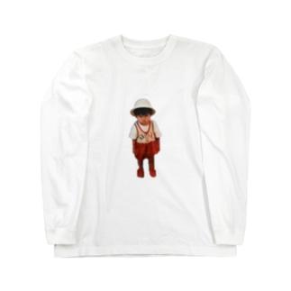 おちびちゃん Long sleeve T-shirts