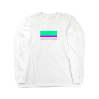 新幹線・隼 Long sleeve T-shirts