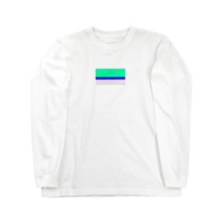 新幹線・隼(北) Long sleeve T-shirts