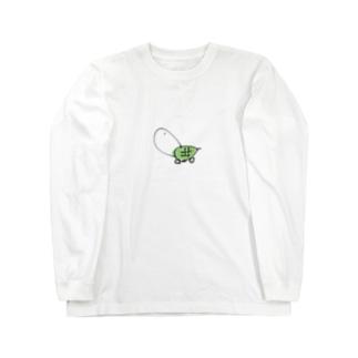 かめきちロンT Long sleeve T-shirts