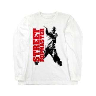 Street POPMASTER Long sleeve T-shirts