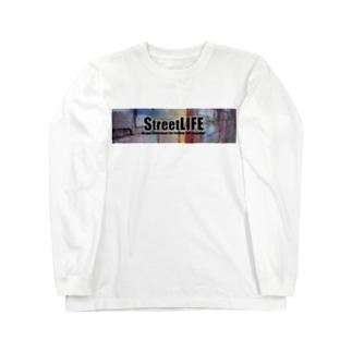 STREET LIFE Long sleeve T-shirts