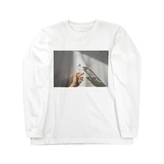 光と影 Long sleeve T-shirts