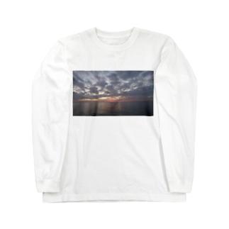 宵 Long sleeve T-shirts