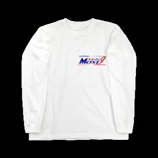 kametakaのモストアイロゴ(イベント&レジャー) Long sleeve T-shirts