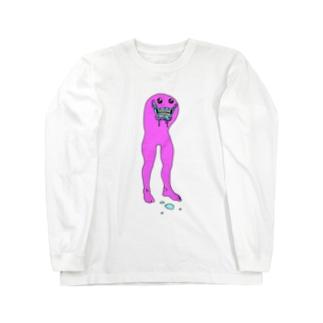 Reality Long sleeve T-shirts