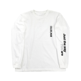 COLOR of the MAN Long sleeve T-shirts