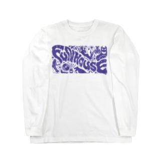 FUNHOUSE - purple Long sleeve T-shirts