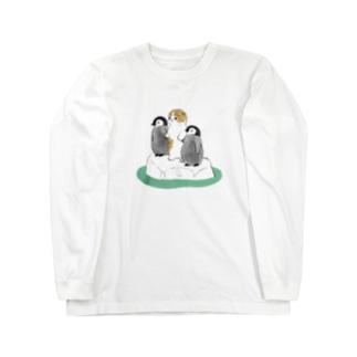 南の島へ Long sleeve T-shirts