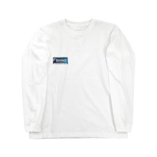 バファリン Long sleeve T-shirts