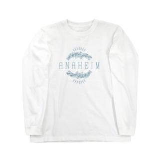 アナハイム Anaheim Long sleeve T-shirts