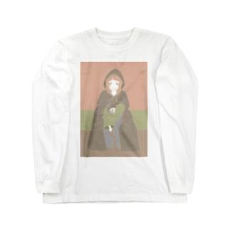 ジェダイちゃん Long sleeve T-shirts
