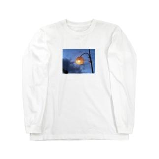 セブの海辺 Long sleeve T-shirts