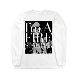 Firestarter Long sleeve T-shirts
