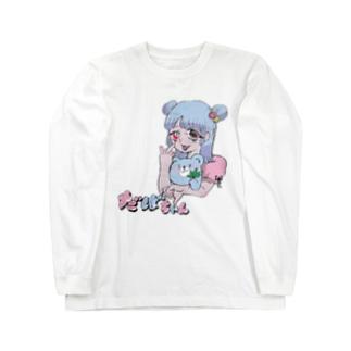 だばちゃん Long sleeve T-shirts