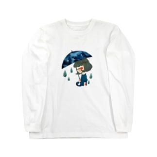 あめふり Long sleeve T-shirts