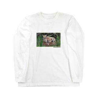 Holiday Coyote 645 Bタイプ Long sleeve T-shirts