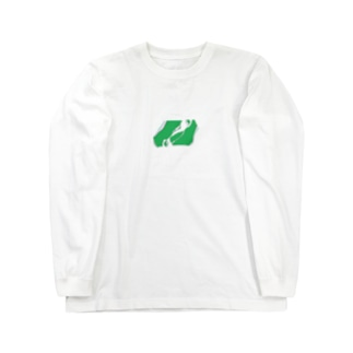 色 Long sleeve T-shirts