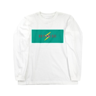 カミナリ Long sleeve T-shirts